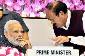 Venkaiah Naidu Briefs PM Modi on Jayalalithaa's Health