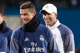 Zidane Praises Ronaldo After