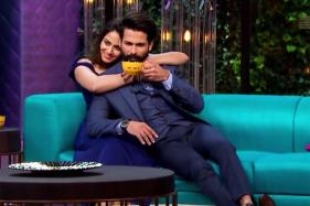 Mira Is Speaking For a Section of Women Who Aren't Being Represented: Shahid Kapoor