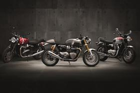 Triumph Motorcycles Marks Three Years in India