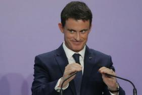 French Presidential Race Centres on 'Top Cop' Valls After Hollande Bow-out