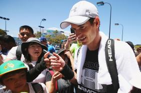 Sir Andy Murray to be Treated Like 'Royalty' in Melbourne