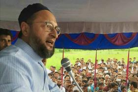 Owaisi Dares Amit Shah to Contest Against Him From Hyderabad