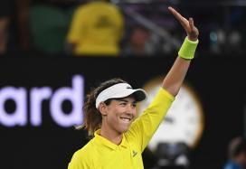 Australian Open 2017: Garbine Muguruza Enters Round 3