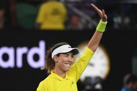 Australian Open 2017: Garbine Muguruza Struggles Into Third Round