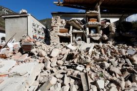 Triple-quake Strikes Snow-bound Central Italy