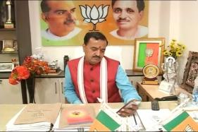 Maurya Out of CM Race, Admitted to Hospital With Low Blood Pressure