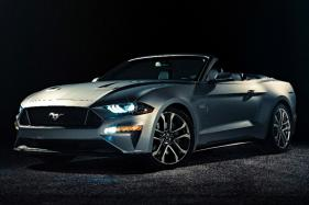 2018 Ford Mustang 5.0 GT Convertible Unveiled
