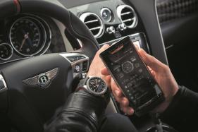 Bentley Continental Supersports Gets Its Own Smartwatch