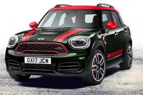 Mini Countryman Undergoes John Cooper Works Treatment