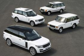 Range Rover Marks 30 Years in the US With Style