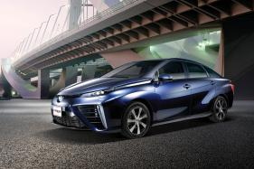 Toyota to Bring Mirai Fuel Cell Cars to the UAE