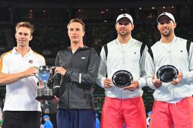 Australian Open 2017: Peers-Kontinen Stun Bryans to Win Doubles Title
