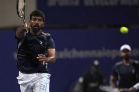 Bopanna, Cuevas Knocked Out of Indian Wells by Djokovic & Troicki