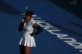 Erratic Serena Williams Stunned by Madison Brengle in Auckland