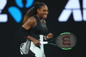Happy To Achieve Slam Record at Australian Open: Serena Williams