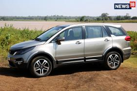 Tata Hexa Launched With Prices Starting at Rs 11.99 lakh