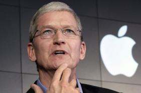 Apple CEO Tim Cook Touts India Impact in Push For Deeper Market Access