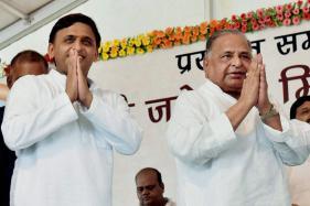 Akhilesh Hobnobbing with BJP, Has Turned Muslims Against SP: Mulayam