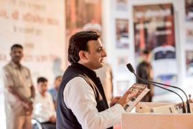 Akhilesh Hits Campaign Trail With 'Tainted' Gayatri Prajapati by his Side