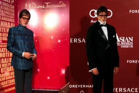 Amitabh Bachchan Confuses His Madame Tussauds Delhi Wax Statue For A Photograph