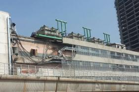 Wall Collapses at Bengaluru Mall, Two Injured