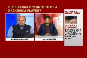 Is Priyanka Destined To Be A Backroom Player?