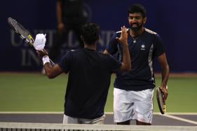 Australian Open 2017: Bopanna and Cuevas Cruise Into Second Round