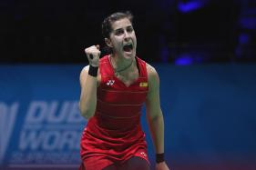 Japan Open: Carolina Marin Knocks Out Saina Nehwal
