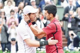 Novak Djokovic Still the Biggest Rival, Says Andy Murray