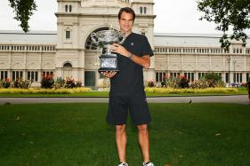 Australian Open 2017 Champion Roger Federer Back in Top 10