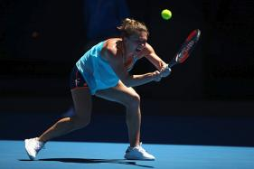 Injured Simona Halep Pulls Out After Reaching Qatar Open Semi-finals