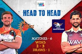 HIL 2017, Kalinga Lancers vs Delhi Waveriders, Match 2:  As It Happened