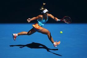 Australian Open 2017: Kerber Thumps Pliskova to Enter Round Four