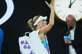 Australian Open 2017: Top Seed Kerber Knocked Out by Vandeweghe