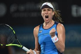 Sydney International: Konta Crushes Radwanska to Win Title
