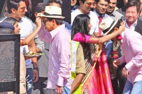 Jackie Chan Arrives in India; Promotes Kung Fu Yoga On The Kapil Sharma Show