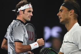 Federer Has Nadal's World No.1 Spot on Mind in Rotterdam