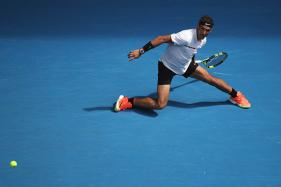 Australian Open 2017: Healthy Nadal Overcomes Mayer to Advance