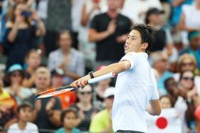 Kei Nishikori Beats Stan Wawrinka to Reach Brisbane Final