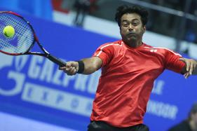 Leander Paes Starts 2017 Season With Defeat in Company of New Partner