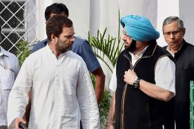 Amarinder Meets Rahul to Discuss Tainted Minister, Cabinet Expansion