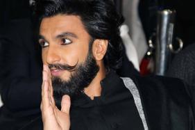 Did Ranveer Singh Just Give a Glimpse of His Look from Padmavati?