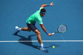 Australian Open 2017: Raonic Brushes Past Brown in Opening Round