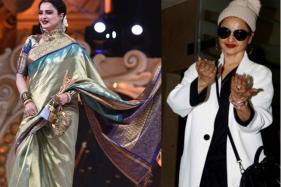 Rekha Is Ditching Kanjivaram Saris For Something Strange These Days