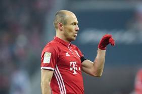 Arjen Robben Extends Bayern Munich Contract to 2018