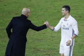 Cristiano Ronaldo is the Greatest Player Ever: Zinedine Zidane