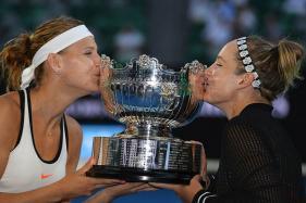 Australian Open 2017: Mattek-Sands and Safarova Win Women's Doubles Title