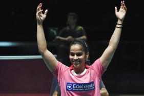 Saina Nehwal Storms Into Malaysia Masters Semifinals