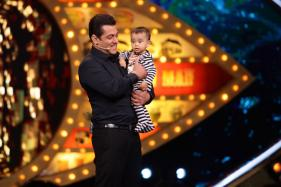 Bigg Boss 10: When Salman Khan's Thunder Was Stolen by His Nephew Ahil